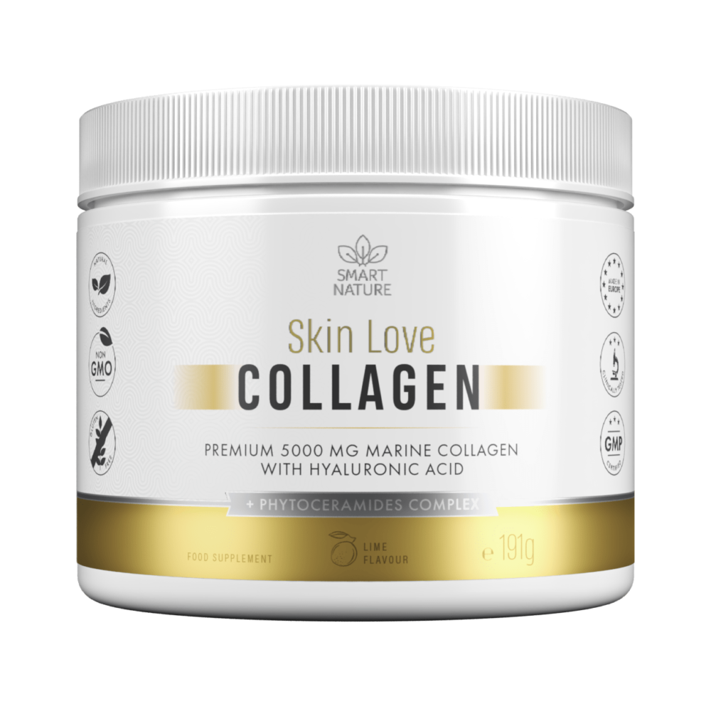 Kolagenas odai SKIN LOVE Collagen | Smart Nature