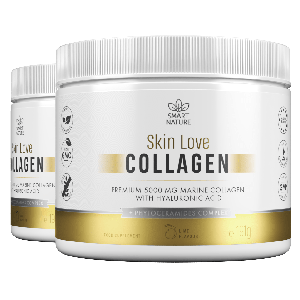 Kolagenas odai SKIN LOVE Collagen   Smart Nature
